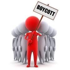 внутренний бойкот