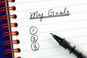 поставить цели