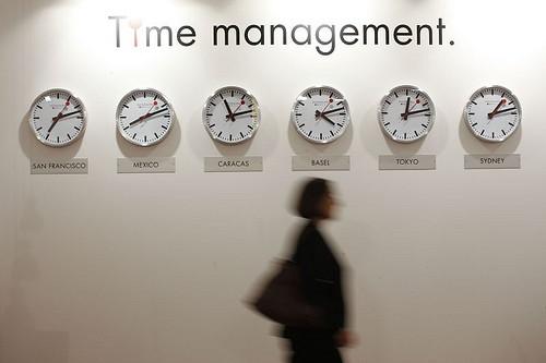 системы тайм-менеджмента